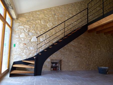 photo escalier savoir faire