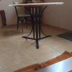 piètement de table